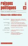 Tirage au sort et politique : de l'autogouvernement républicain à la démocratie délibérative