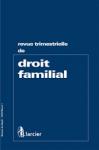 Revue trimestrielle de droit familial